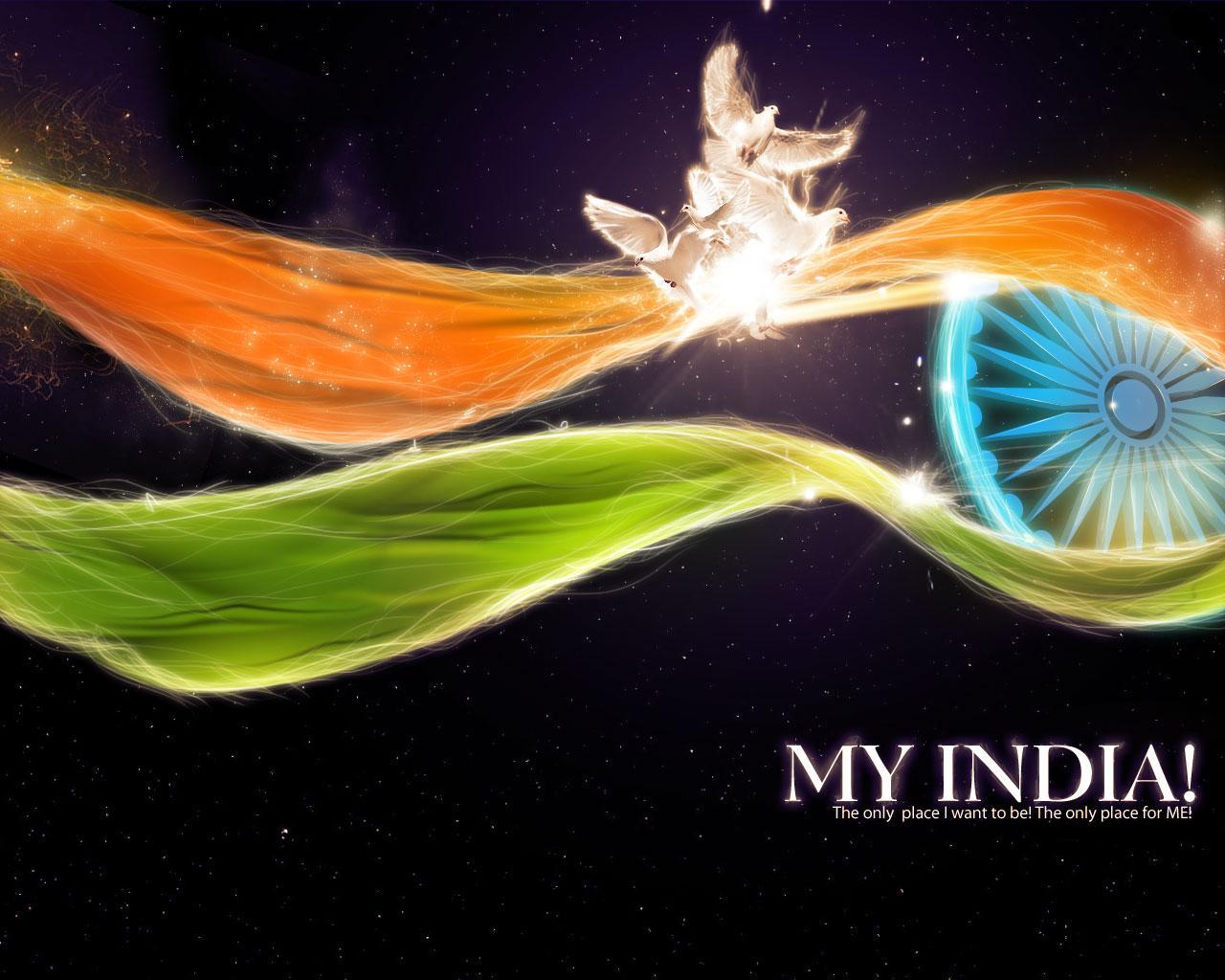 indian flag flying wallpaper | wide screen wallpaper 1080p,2k,4k