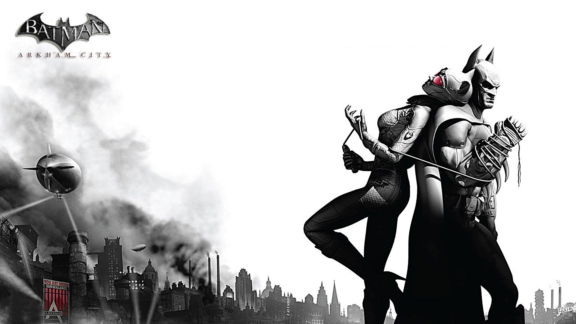 Batman Arkham City 1080p Wallpaper