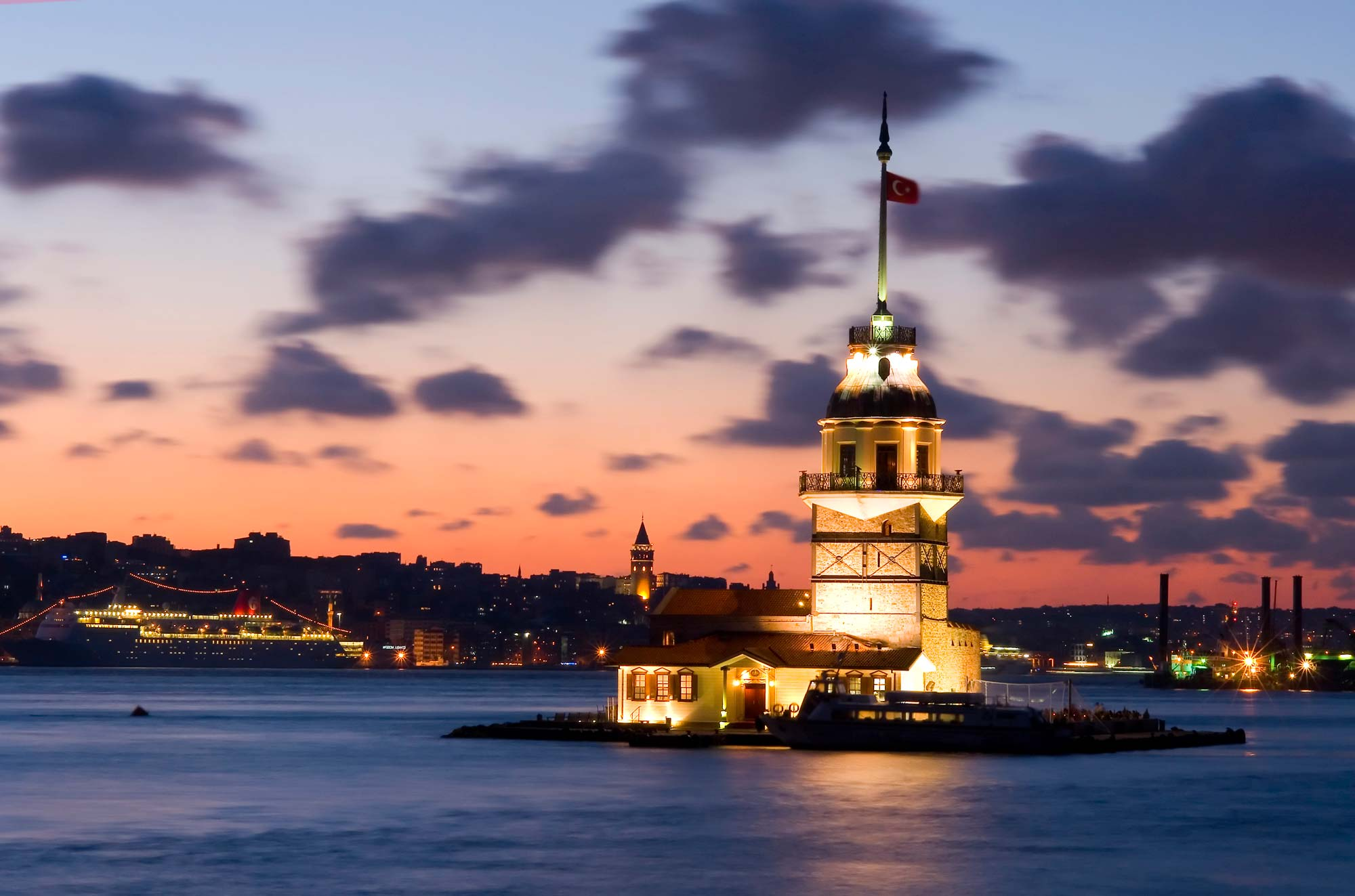 Istanbul City Wallpapers | Wide Screen Wallpaper 1080p,2K,4K
