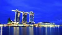 Singapore City 4K Wallpaper