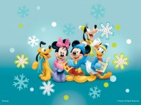Mickey Mouse Wide Screen Wallpapers 1080i