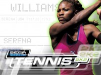Serena Williams Wide Screen Wallpaper