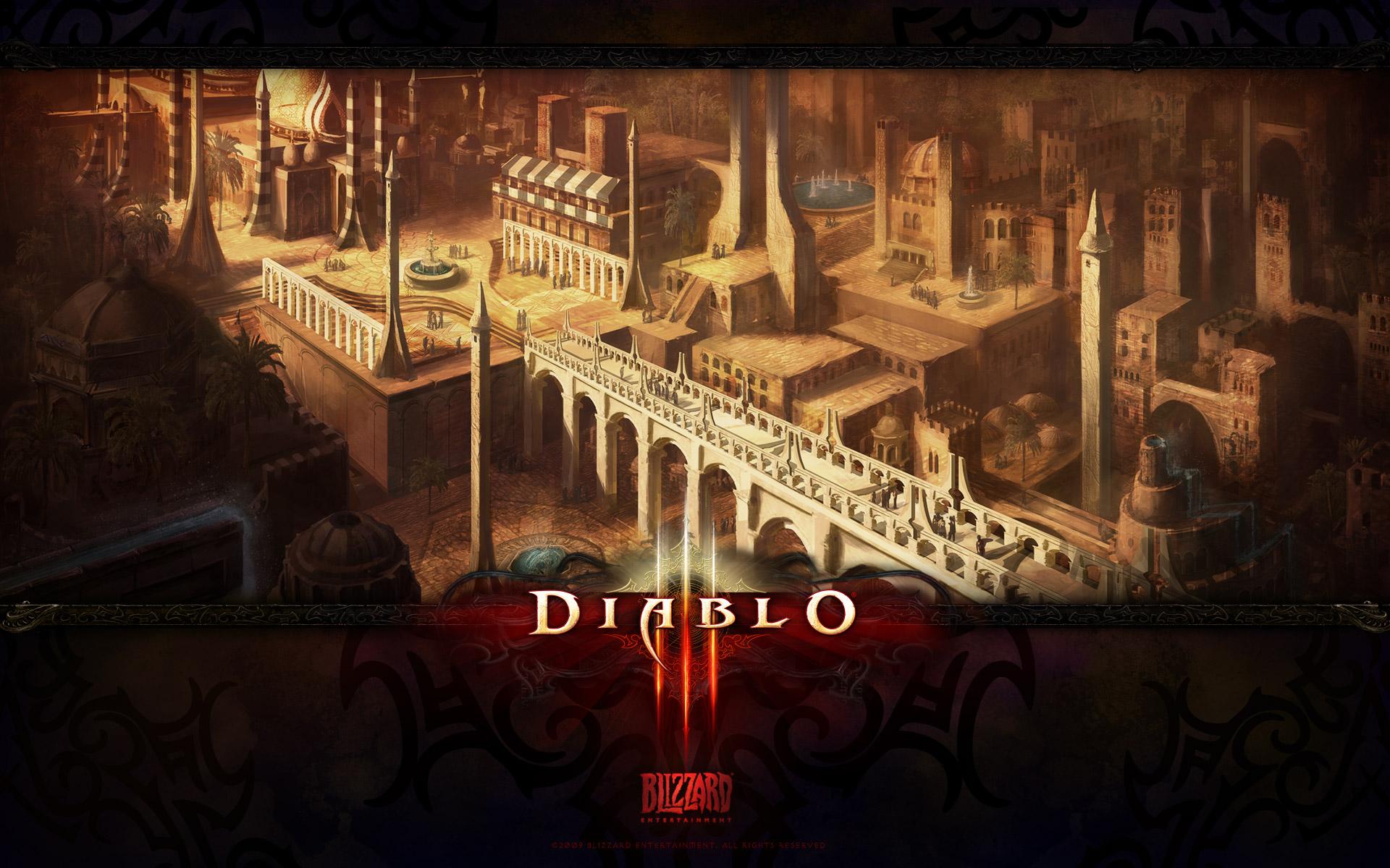 1920×1080 Diablo 3 Desktop PC And Mac Wallpaper | Wide Screen Wallpaper 1080p,2K,4K