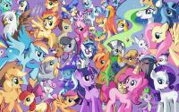 My Little Pony Wallpaper 1080p