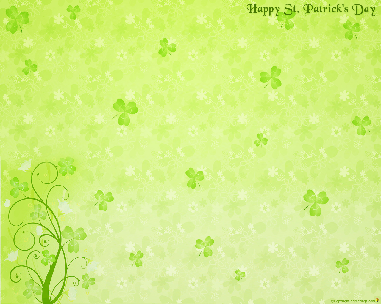 Happy St Patrick S Day Large Wallpaper | Wide Screen ...