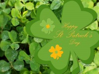 Happy St Patrick S Day Large  Wallpaper