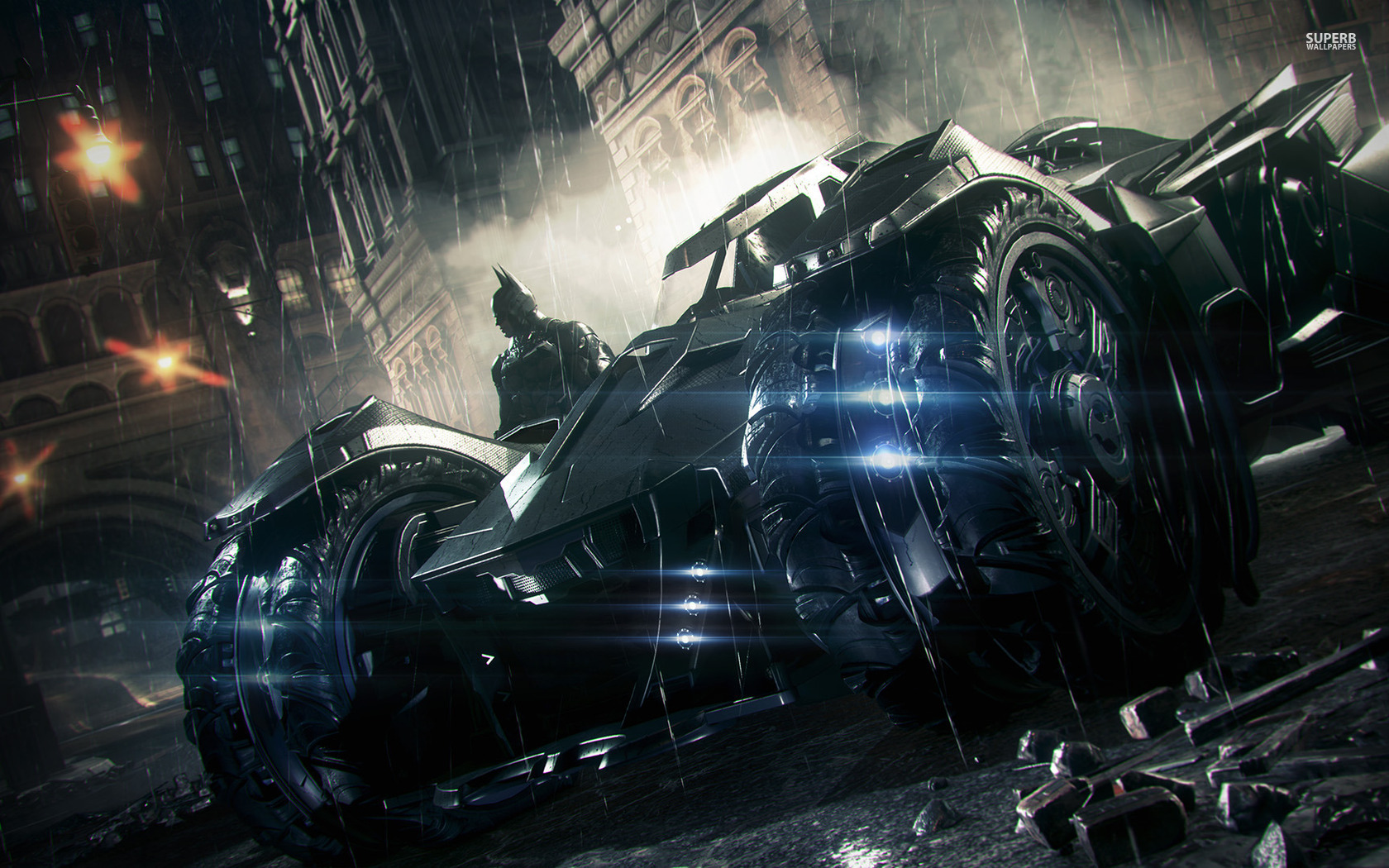 Batman Arkham Knight Wallpaper HD