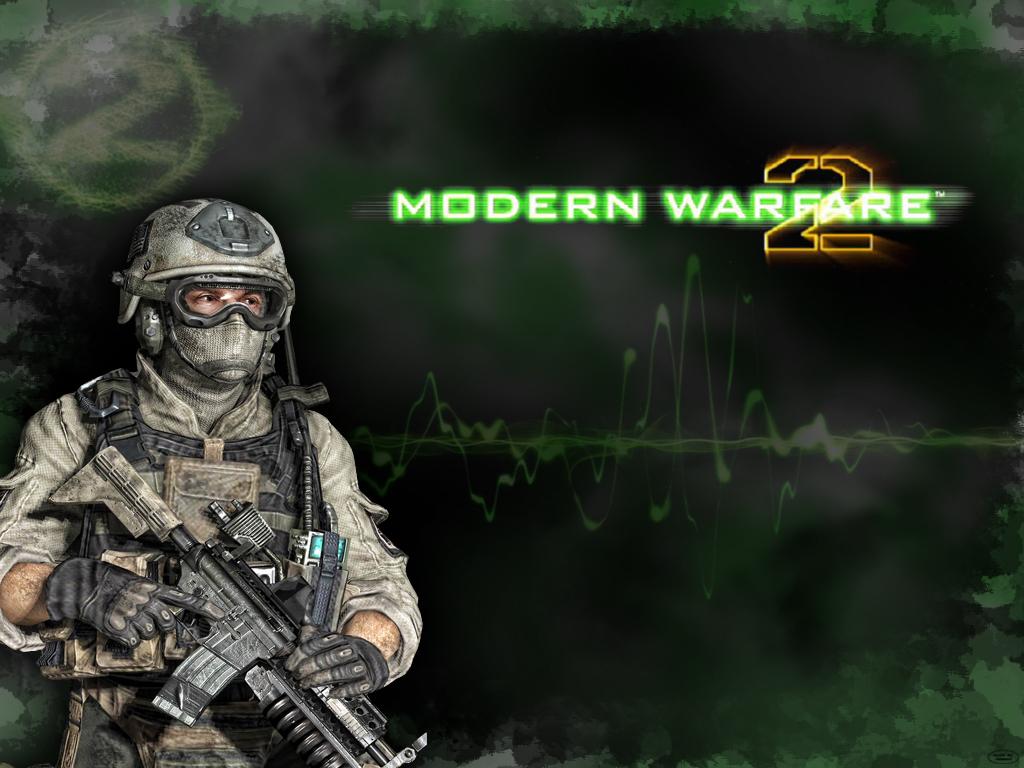 Download Call Of Duty Modern Warfare 2 Wallpaper | Wide Screen Wallpaper 1080p,2K,4K