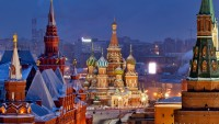 Moscow Skyline 1080p