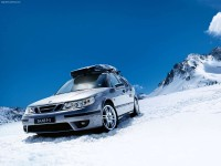 Saab 9 5 Sportwagon Wallpaper
