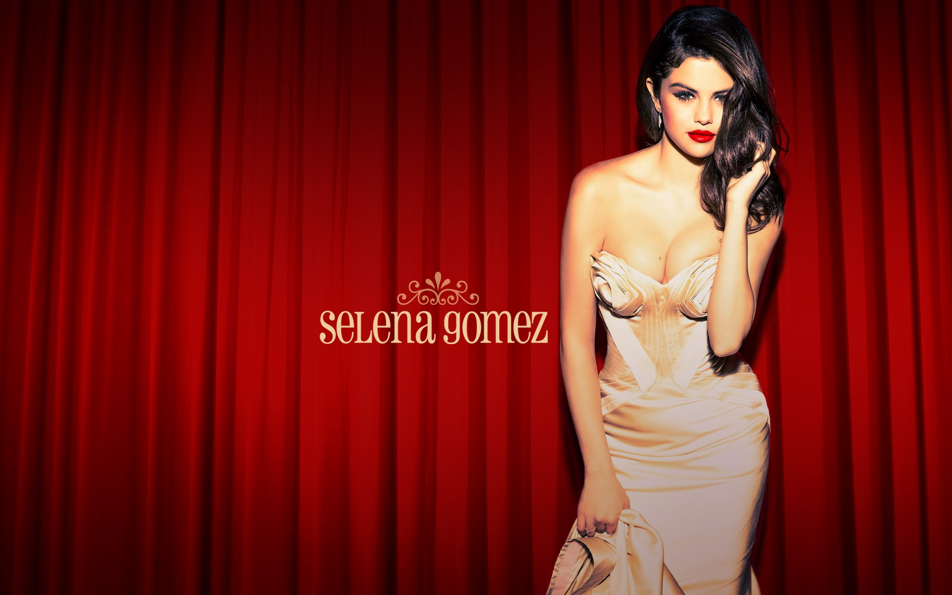Selena Gomez Sexy And Hot Wallpapers  Wide Screen Wallpaper 1080P,2K,4K-6497