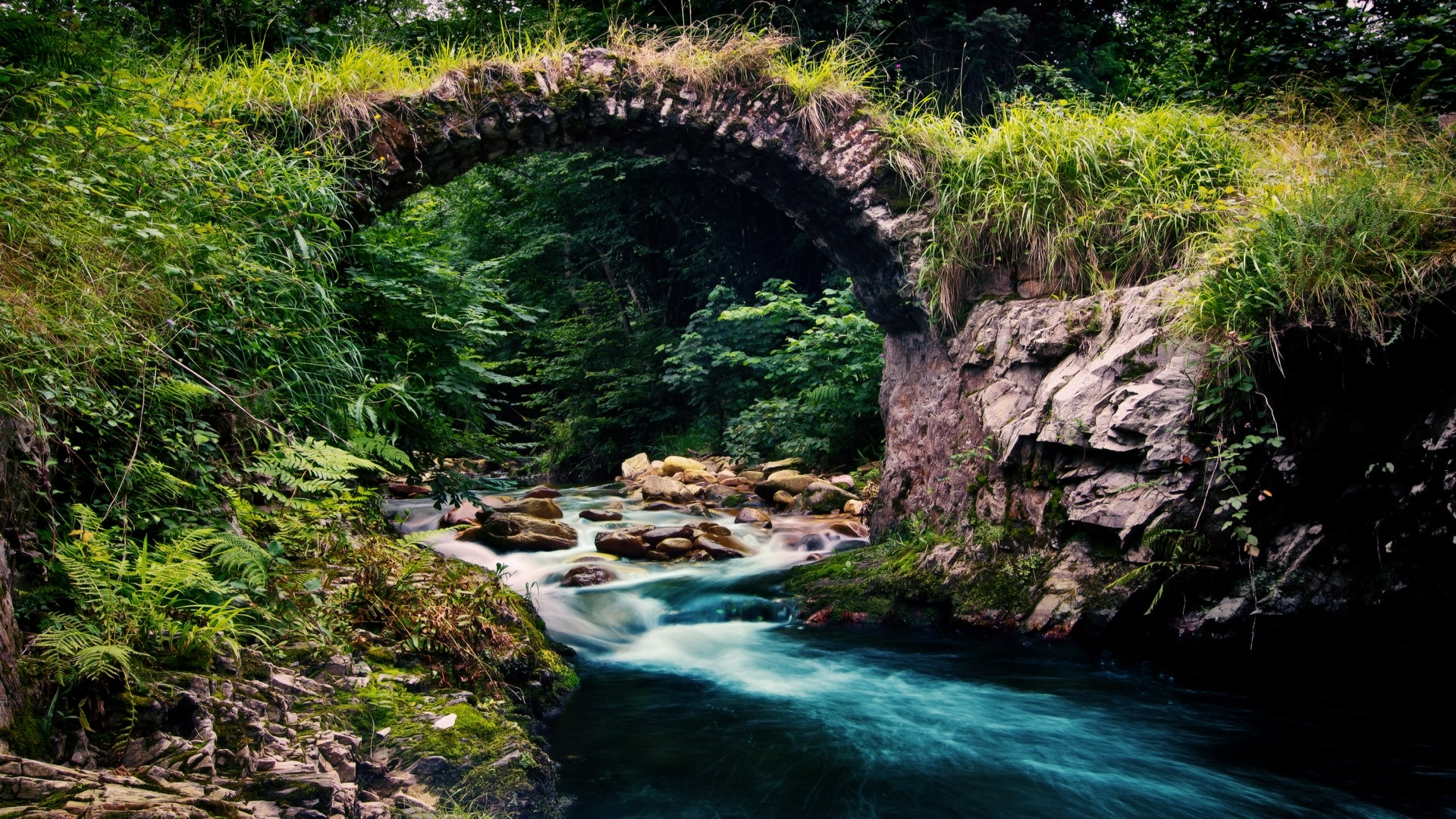 Stone Bridge Hd Wallpaper Wide Screen Wallpaper 1080p 2k 4k