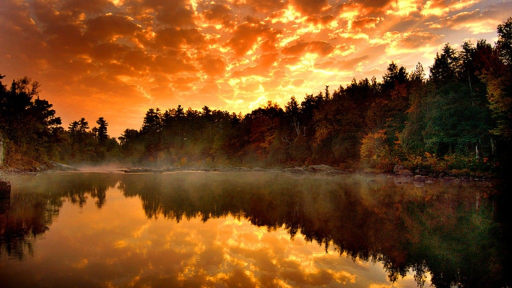 Ipad Wallpapers Hd Nature: Nature Sunset Wallpaper Hd 1080p