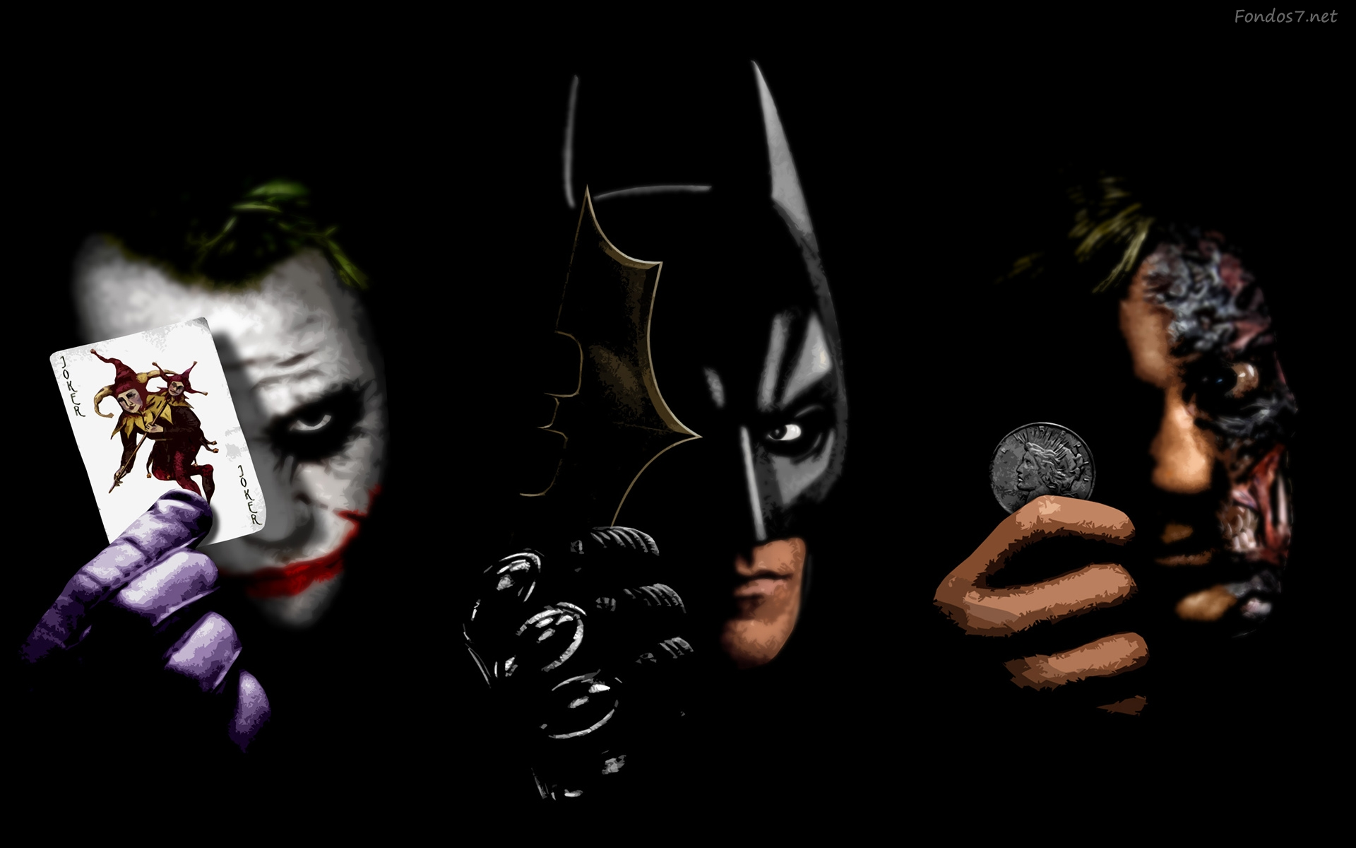 Batman Joker Wa...