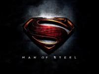 Superman Man Of Steel 3D Logo HD Wallpaper