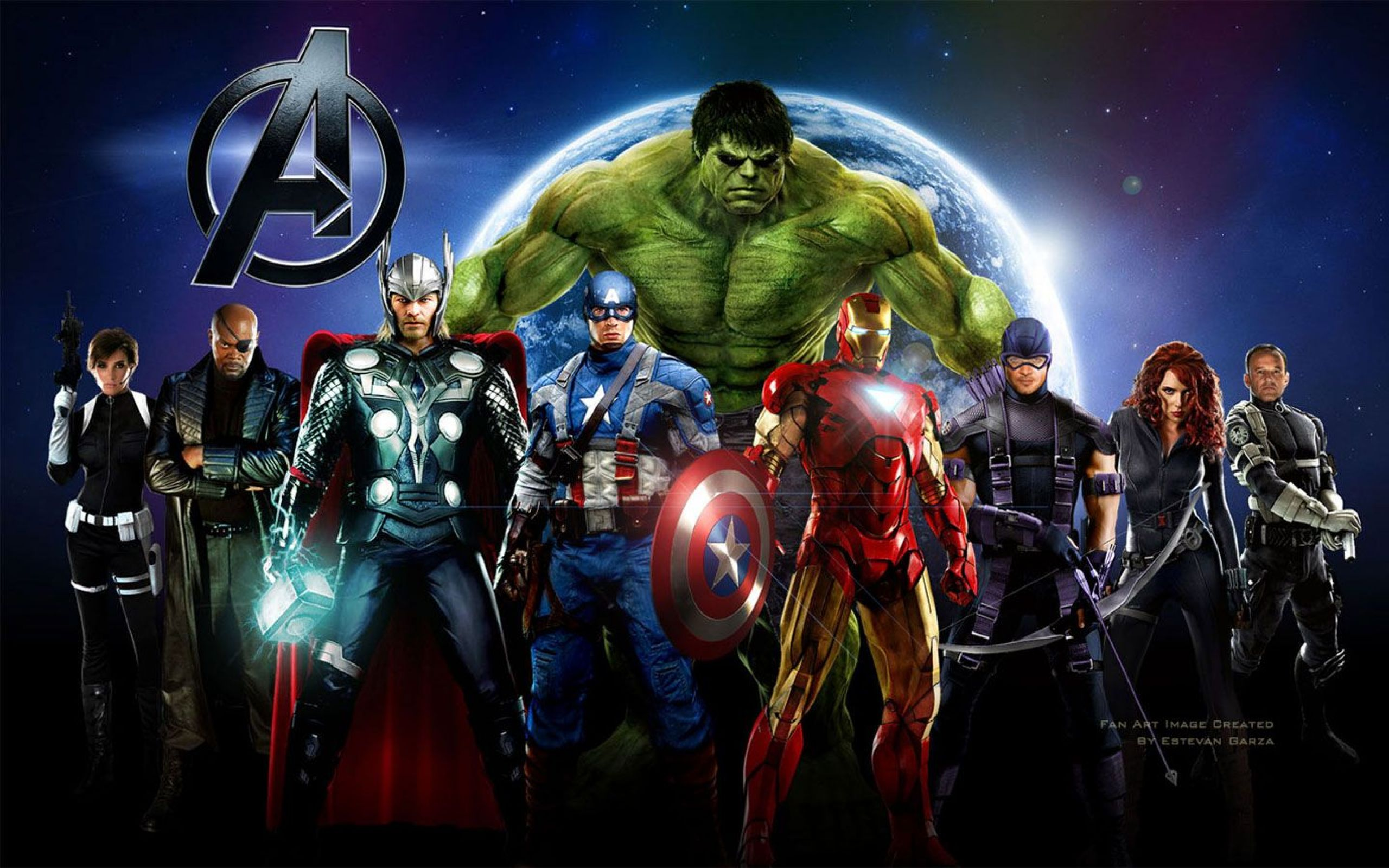 Avenger Wallpapers - Full HD