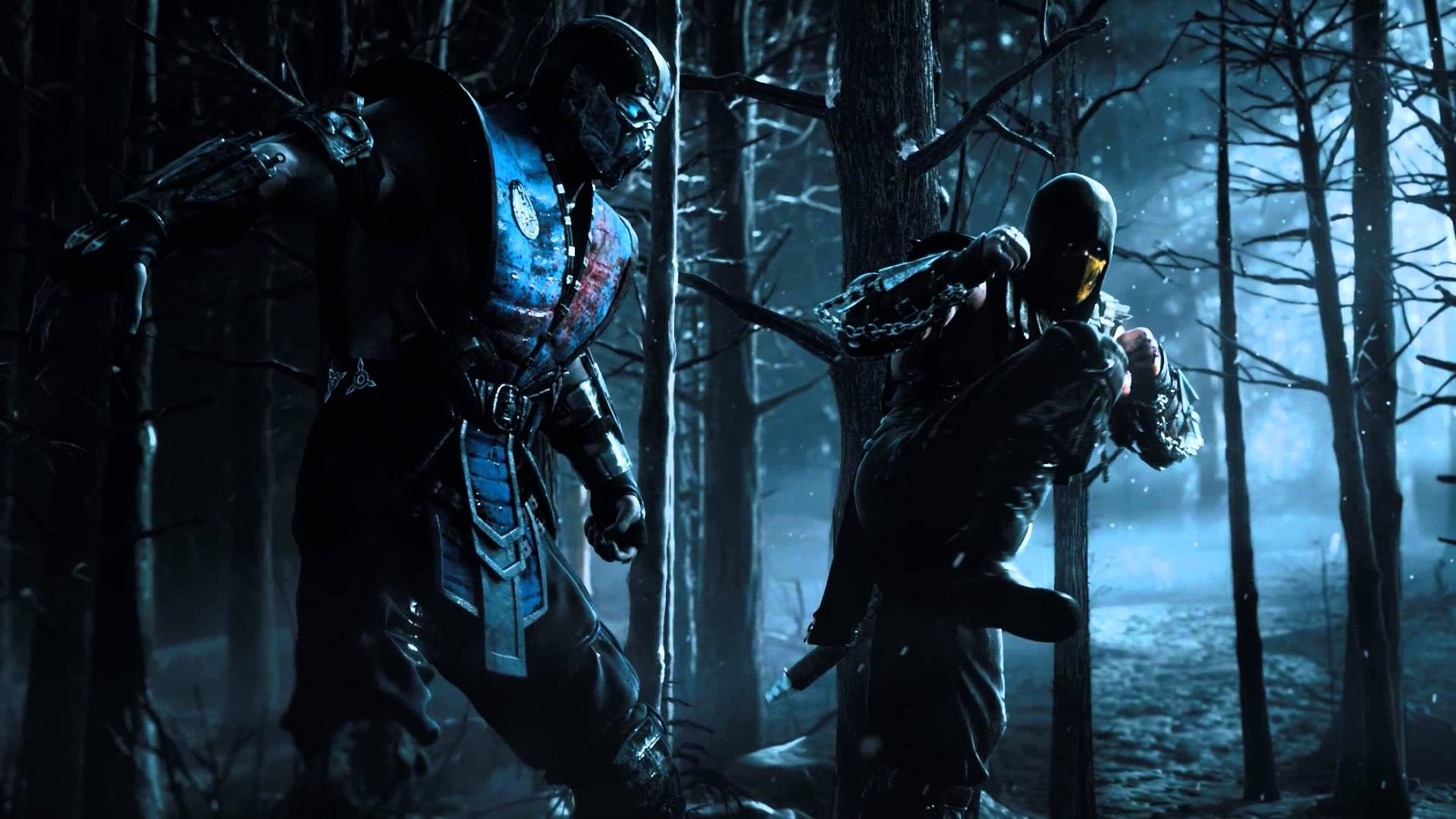 Megapost Wallpapers Mortal Kombat X HD