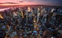 New York Wallpaper 4K