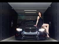 Wallpapers Bmw Girls 2K