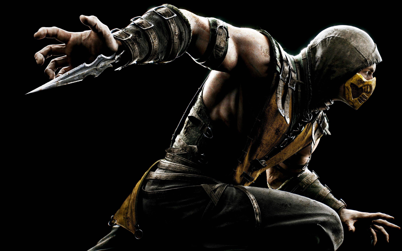Mortal Kombat X Scorpion Wallpapers