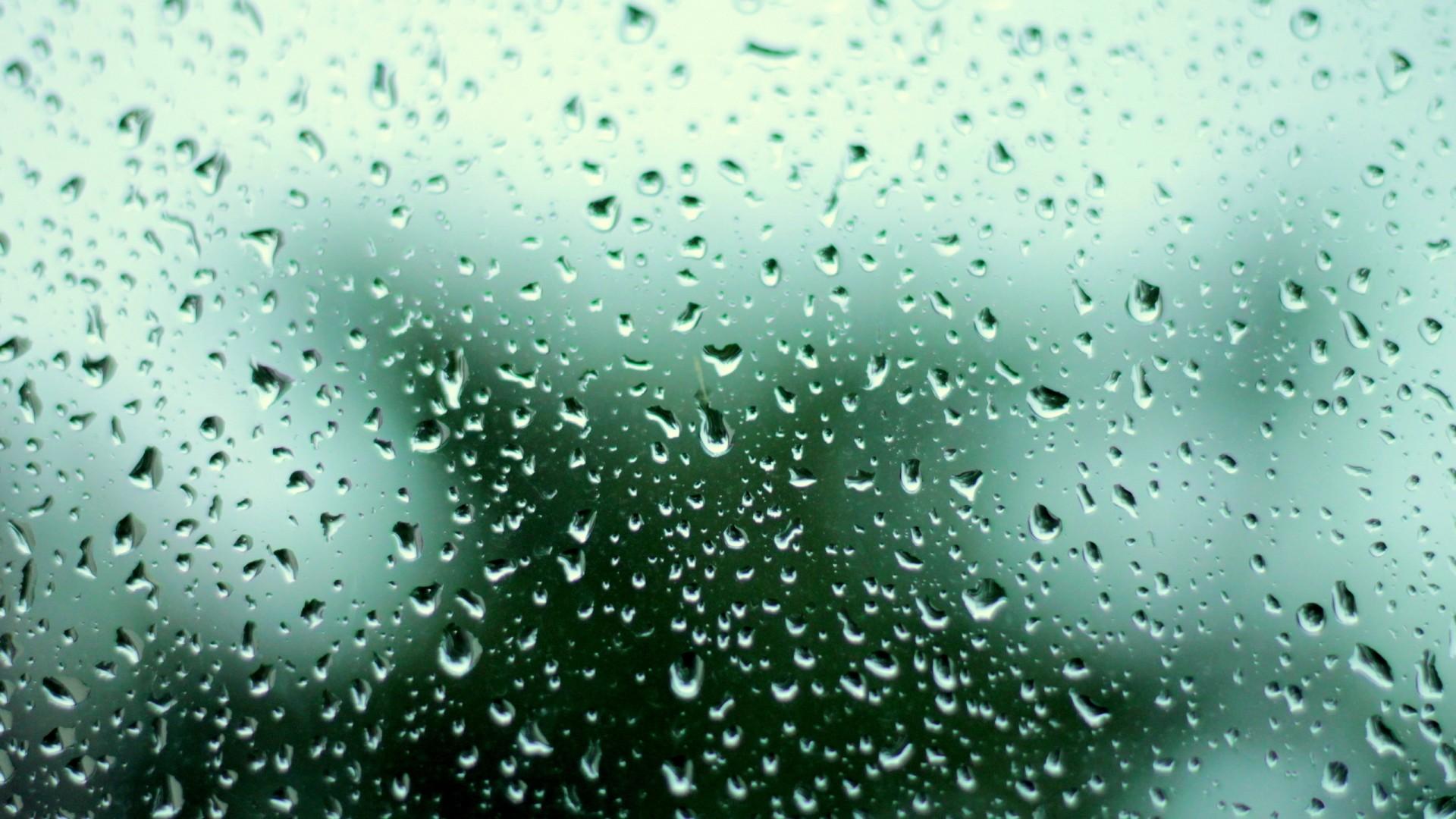 Spring Rain Desktop Wallpaper | Wide Screen Wallpaper ...