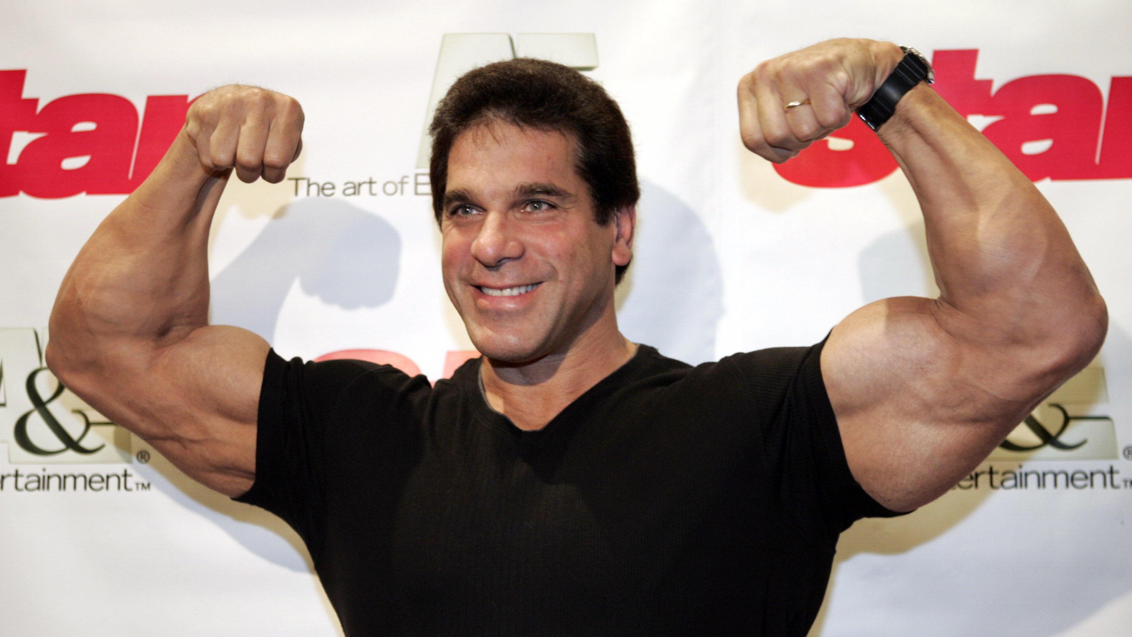 lou ferrigno, bodybuilder, actor 4K