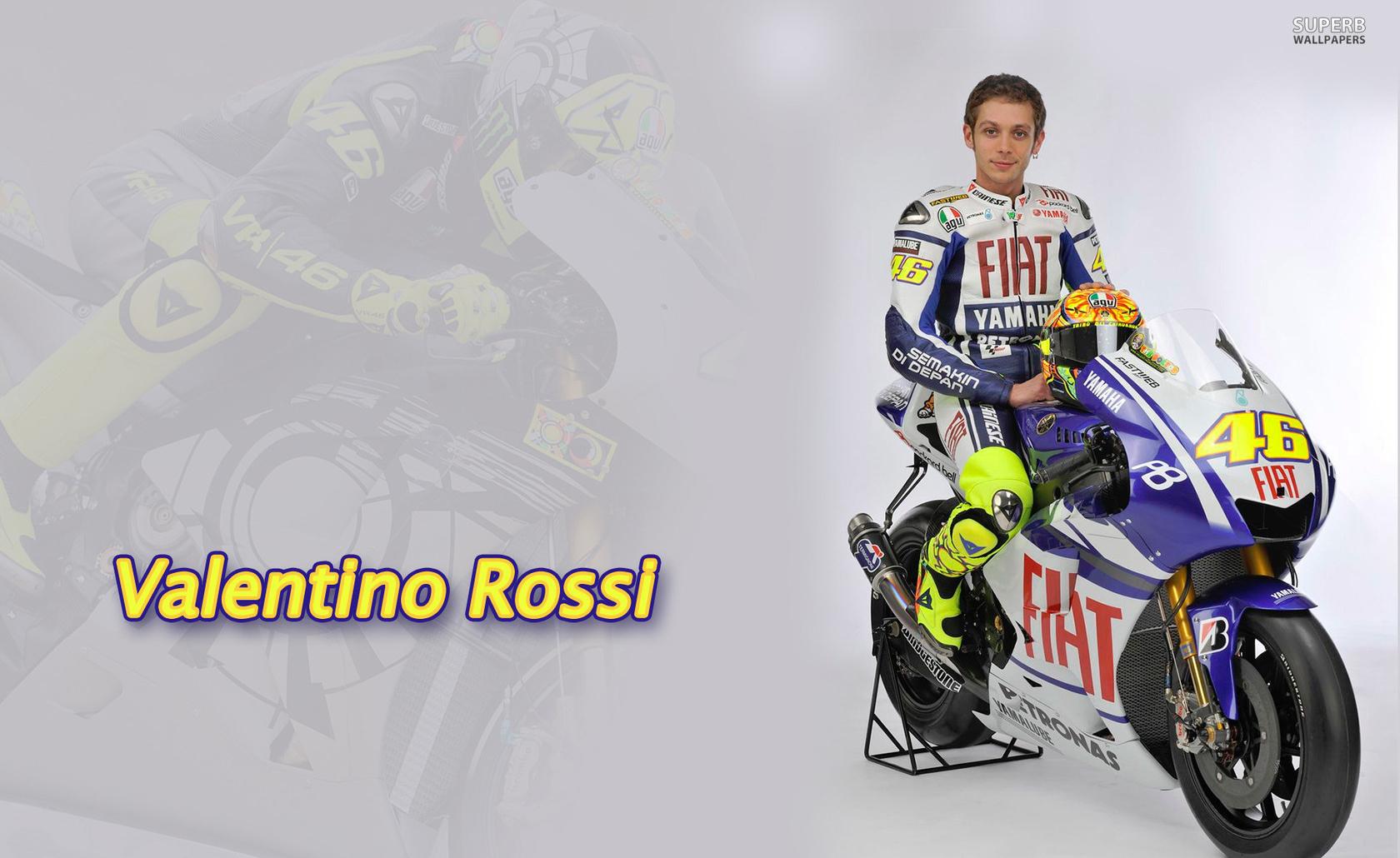 Valentino Rossi MotoGP Picture Desktop HD   Wide Screen Wallpaper 1080p,2K,4K