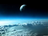 Beautiful Space View 4K Wallpaper