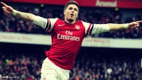 Giroud Arsenal Wallpaper
