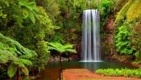 Hidden waterfall wallpaper 938