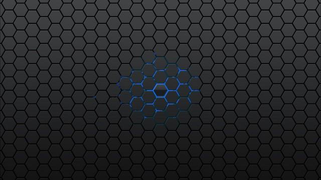 Honeycomb grey pattern wallpapers wide screen wallpaper - Nougat wallpaper 4k ...