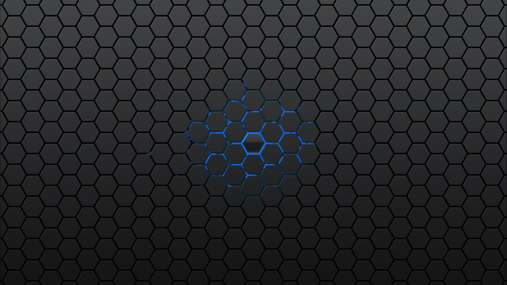 Honeycomb Grey Pattern Wallpapers