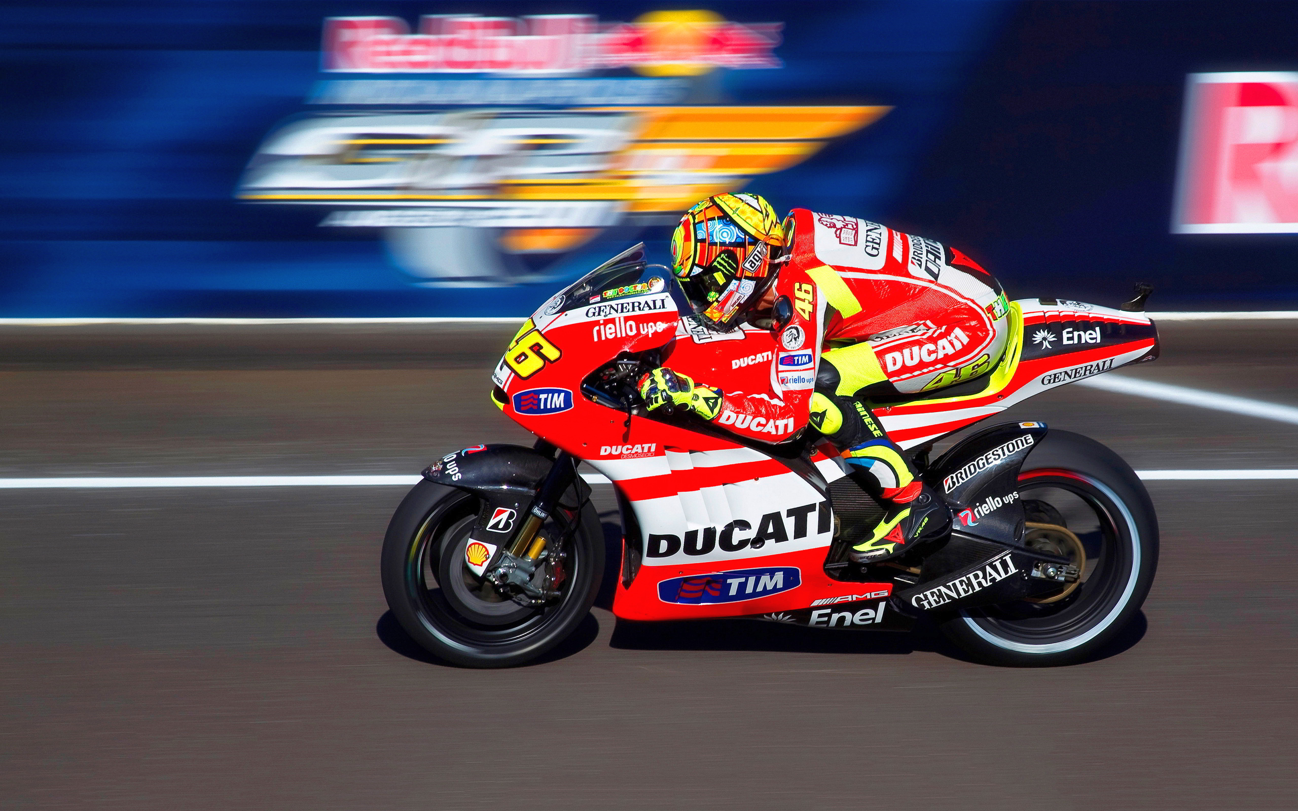 Wallpaper iphone valentino rossi - Motogp Valentino Rossi Ducati Wallpapers
