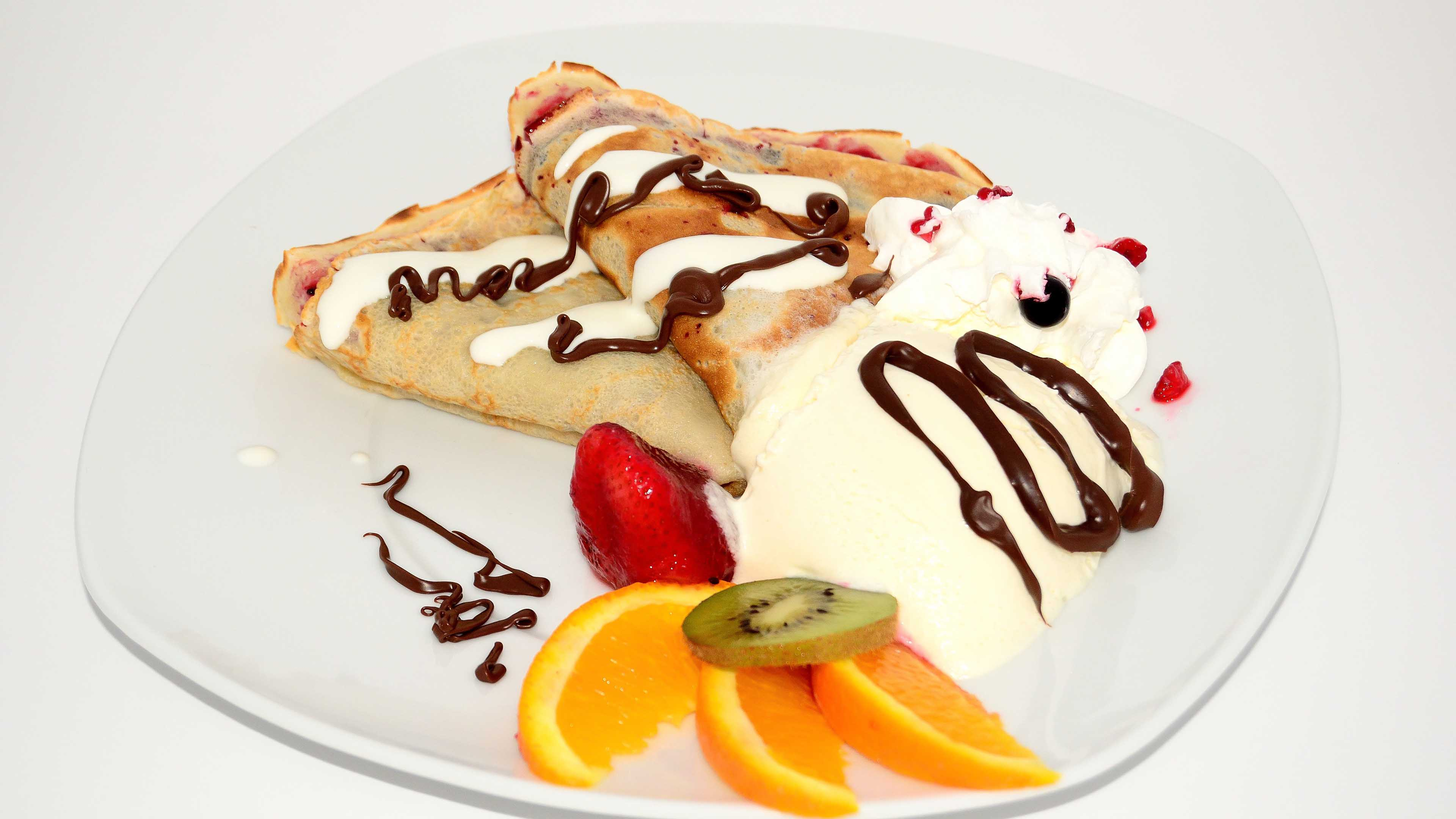 Pancakes & Ice Cream
