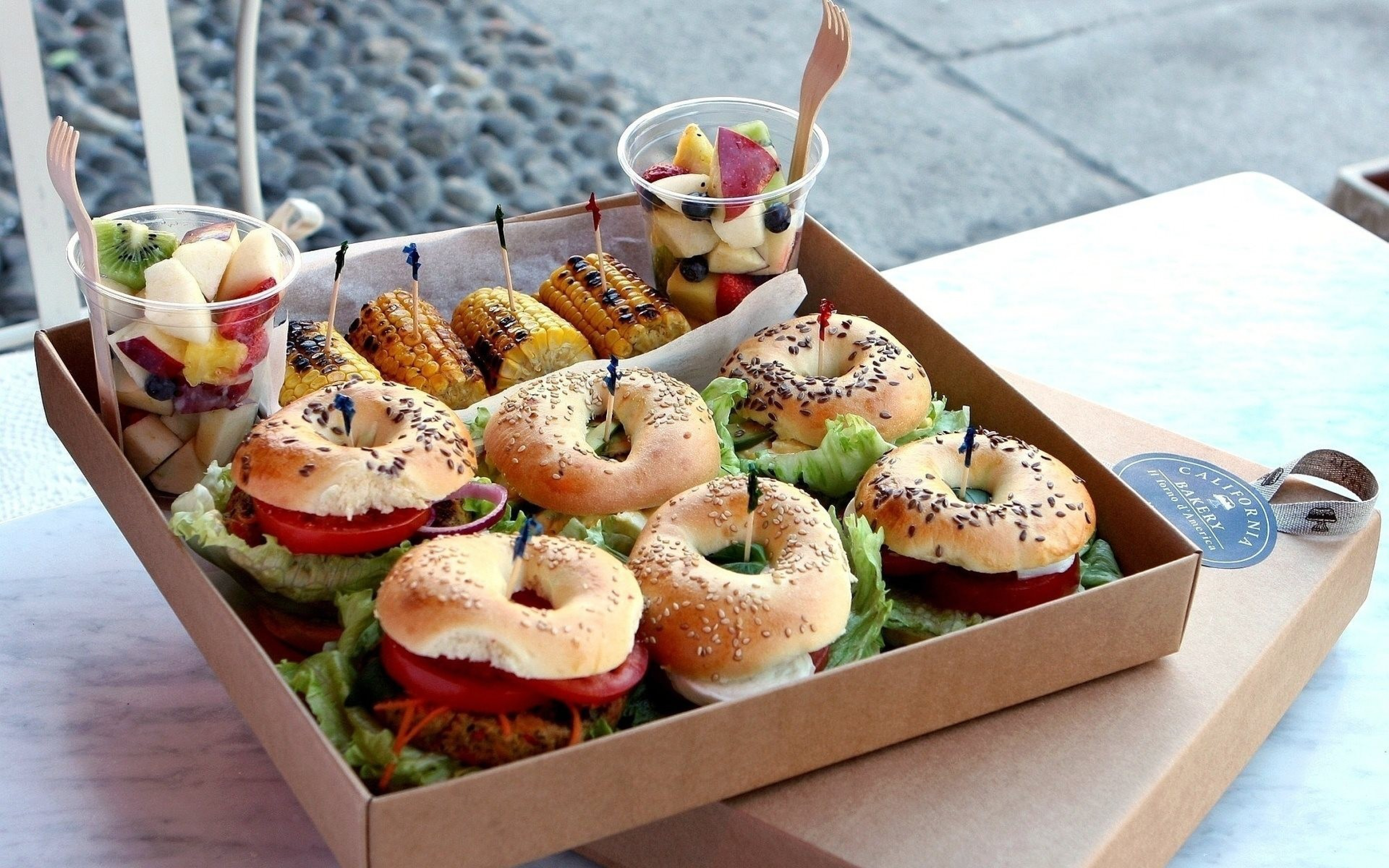 Sandwiches & Bagels
