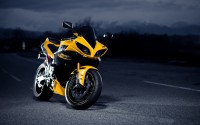 Yellow R1 Wallpapers – HD