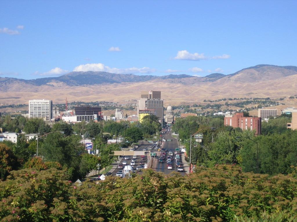 Downtown Boise Skyline | Flickr – Photo Sharing | Wide Screen Wallpaper 1080p,2K,4K