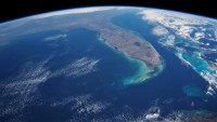 Florida from Space HD Wallpaper