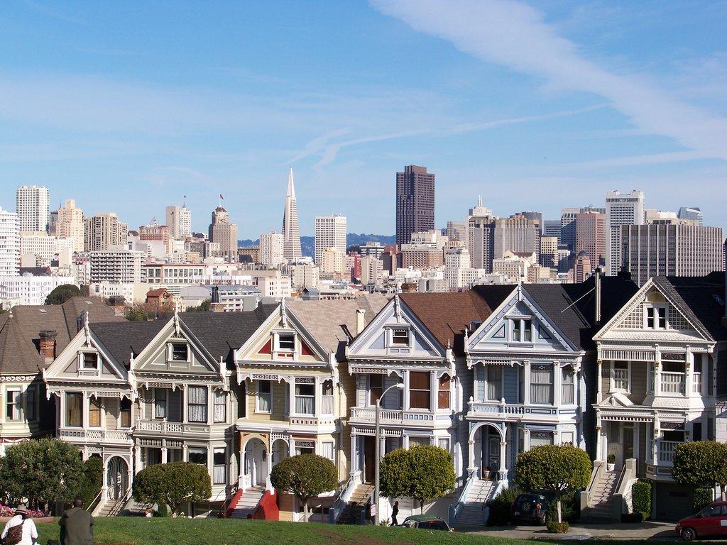 San Francisco Skyline by sanjosechris