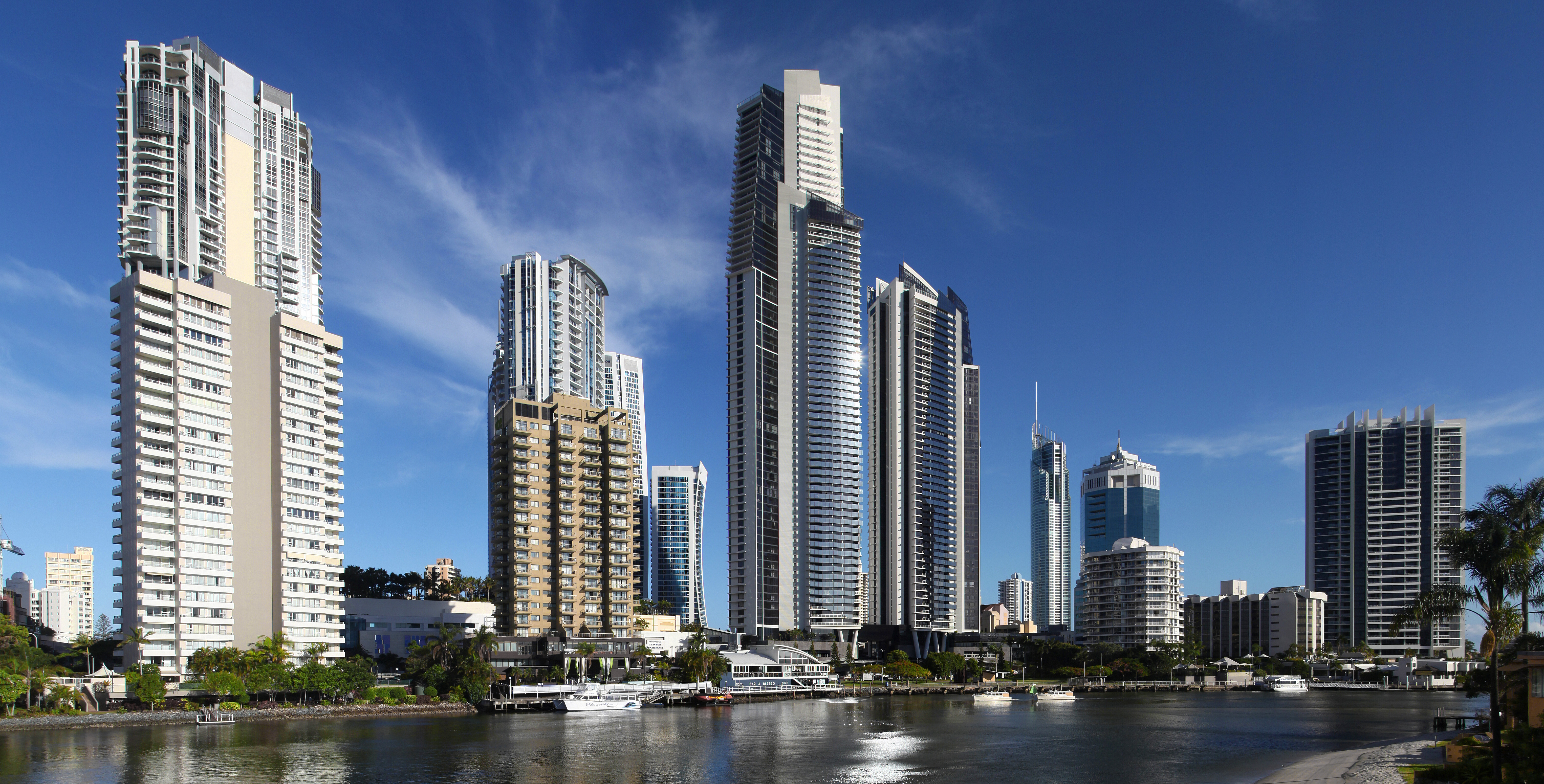 Surfers Paradise, Queensland, Wallpaper