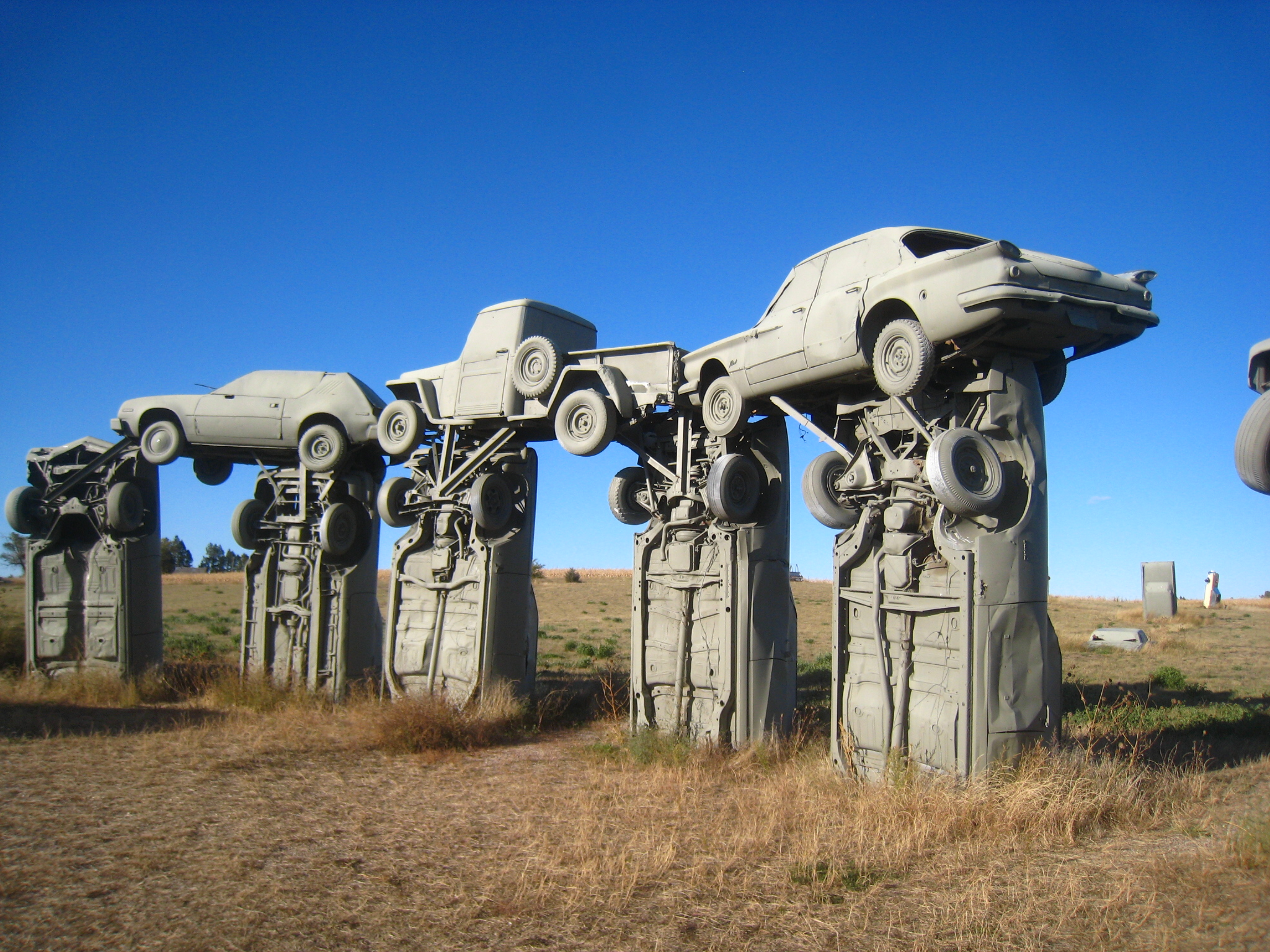 Carhenge | HD Wallpaper