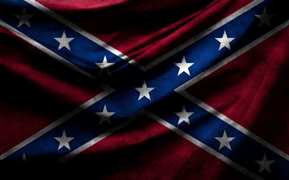 Confederate Flag HD Wallpaper