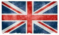 UK Grunge Flag HD Wallpaper