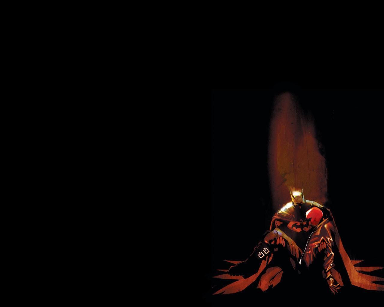 Batman Dark artistic HD Wallpaper