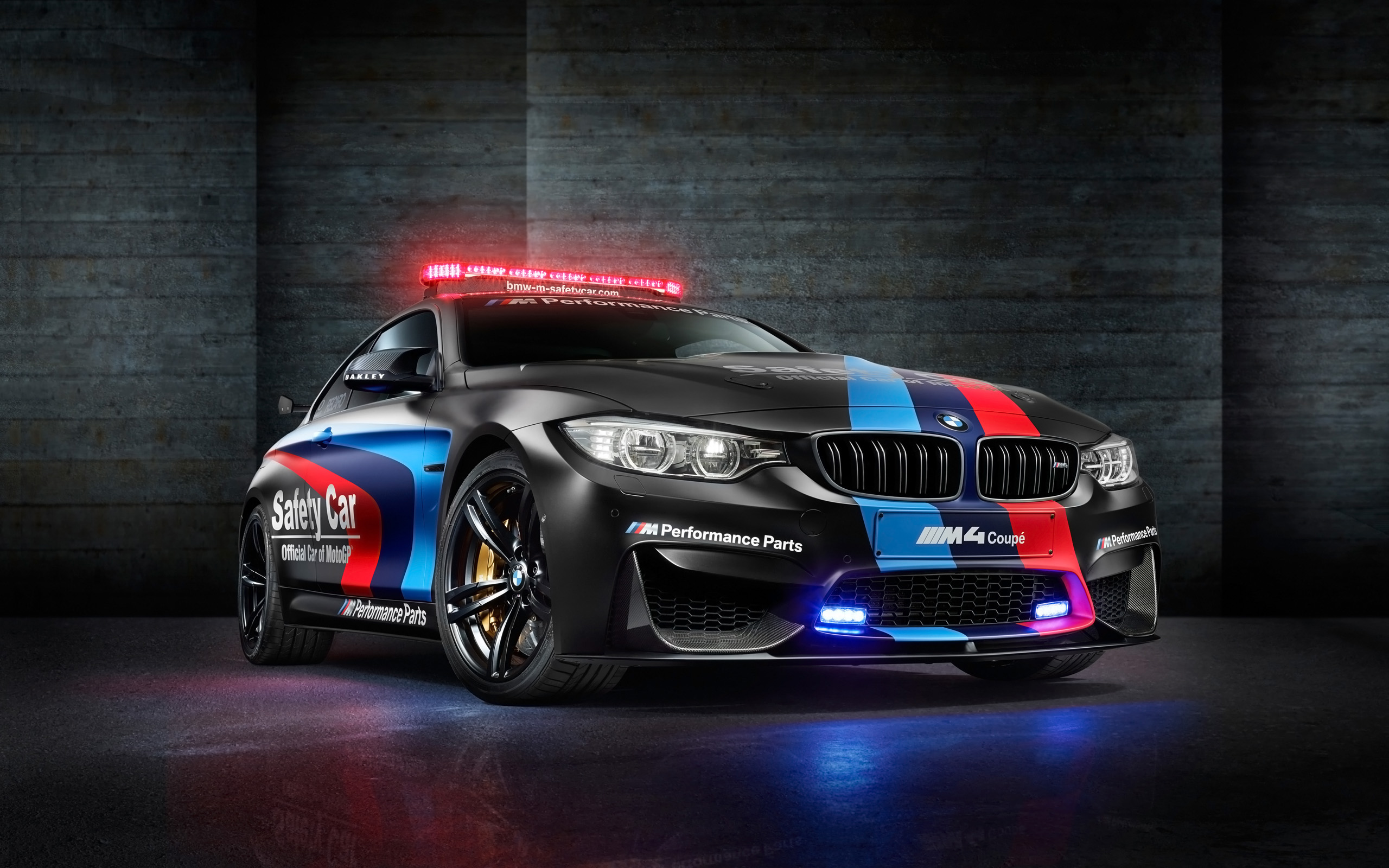 2015 BMW M4 MotoGP Safety Car Wallpaper