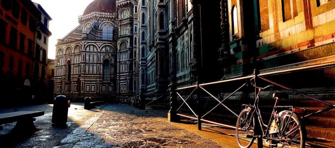 Florence (Italy) Street HD Wallpaper