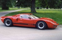 Classic Cars Ford GT