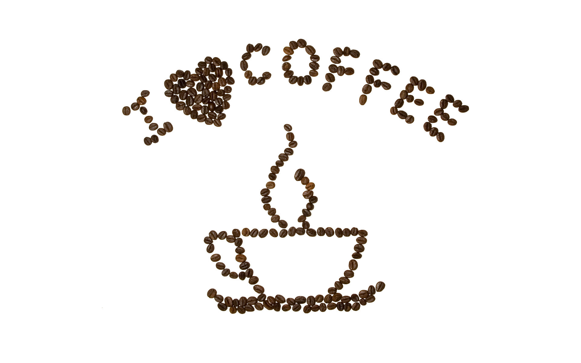 I Love Coffee Wallpaper | Wide Screen Wallpaper 1080p,2K,4K