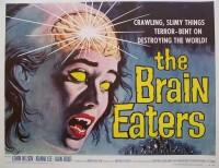 Old Horror Film Poster