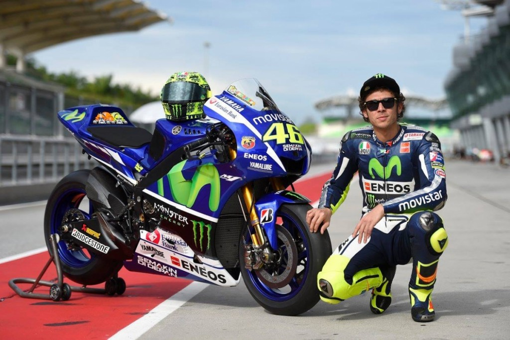 Valentino Rossi MotoGP 2015 Wallpaper | Wide Screen Wallpaper 1080p,2K,4K